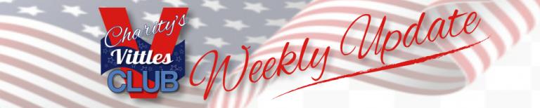 Charity's Vittles Club Weekly Update Banner charitysvittles.com