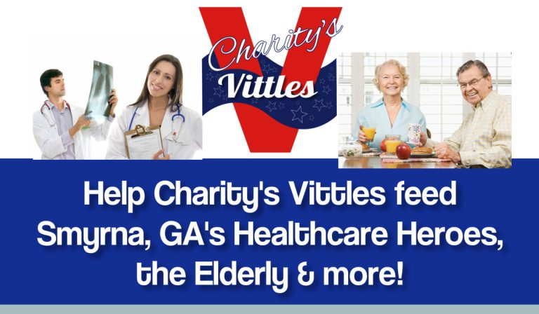 Charity's Vittles GoFundMe Campaign 2020